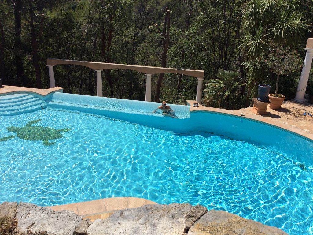 Rent Var 2P Sleeps 4, Swimming Pool And Jacuzzi, 30 Minutes From The Beaches
