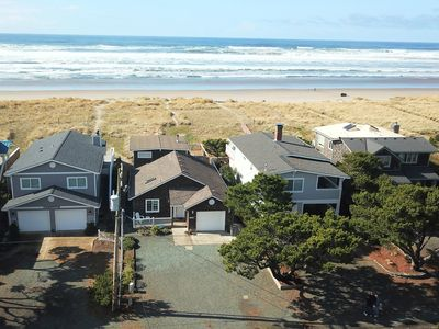 Photo for Nancy's Beach Front House, Three Bedroom, Wi-Fi