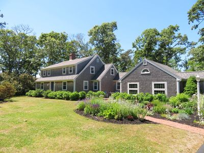Photo for Near Beaches-Close to long pond-Near Bike Trail-A/C-WiFi-Welcome to Cape Retreat