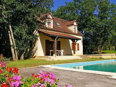 Photo for Vacation home Les Chenes in Salviac - 6 persons, 3 bedrooms