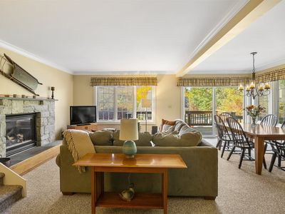 Photo for 3+ Bedroom, 3 Bath Overlook Resort Home with Pool Table at Topnotch Resort & Spa