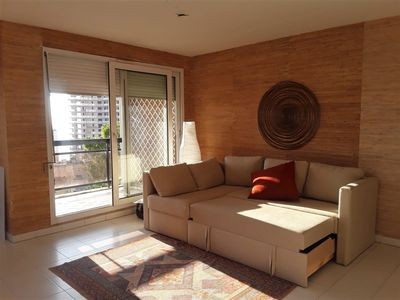 Photo for Villa Medicis BAT III apartment located in Beausoleil, 200 meters from Monaco