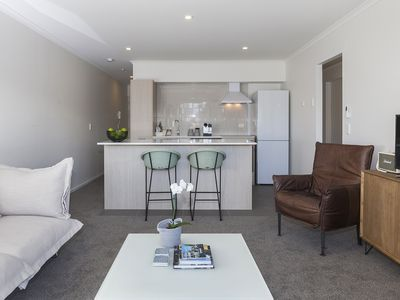 Photo for 2BR Apartment Vacation Rental in Christchurch City, Christchurch