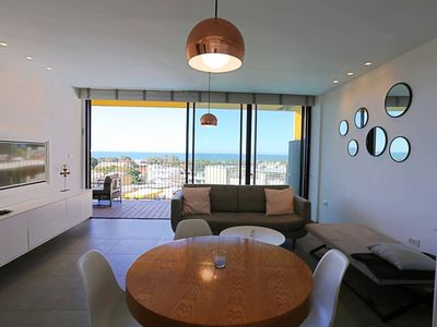 Photo for 1BD Stunning apartment with sea view in TLV