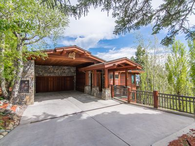 Photo for LUXURY Tahoe modern home! Dollar Point HOA access (with fee) Tahoe City Close
