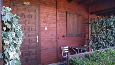 Photo for MALEIXAS CABINS (2 people - Cabin 2)