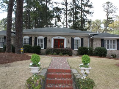 Photo for Masters Rental Close to Course, Desirable Neighborhood