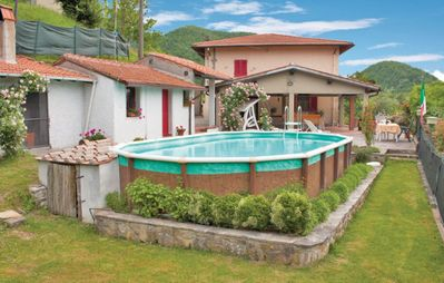 Photo for Wonderful private villa with WIFI, private pool, TV, pets allowed, panoramic view and parking