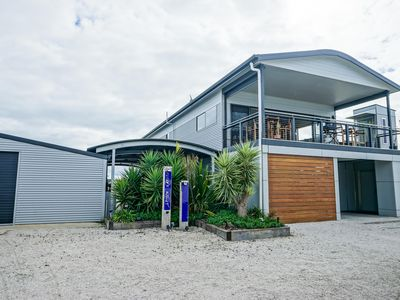 Photo for Unique premium hosted beach stay.  Ideal for 6.  Kids  over 2 years old welcome