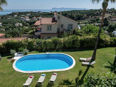 Photo for Andromia House With Private Pool In Agia Marina