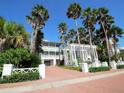 Featured in Coastal Living Magazine Palm House in Shores Division