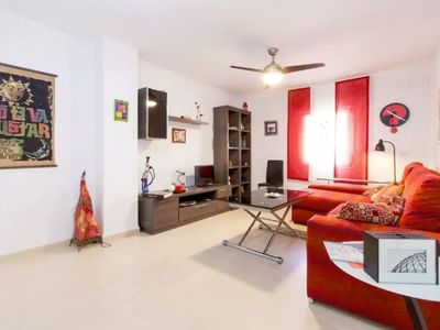 Photo for Apartment 331 m from the center of Seville with Internet, Air conditioning, Washing machine (639828)
