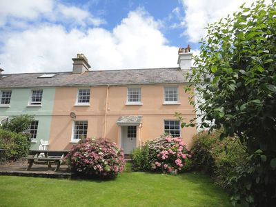 Photo for 4 COASTGUARDS COTTAGE, family friendly in Hope Cove, Ref 976159