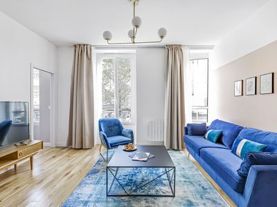 Photo for Very nice, spacious and bright apartment
