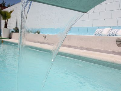 Photo for City resort with private pool. Aircon in all rooms. Near Warner park