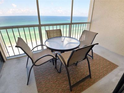 Photo for Regency Towers 1111, 2 Bedrooms, Beach Front, WiFI, Pool Access, Sleeps 8