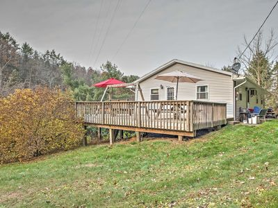 Photo for Lovely Catawissa/Knoebels Area House on 10 Acres!