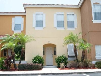 Photo for 979 Park Terrace Circle: 3 BR / 2.5 BA 3 bedroom townhouse in Kissimmee, Sleeps 8
