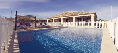 Photo for Casas Rurales Alhambra for 16 people