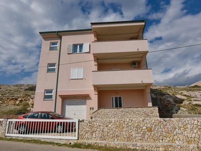 Photo for Apartment in Zubovići (Pag), capacity 2+2
