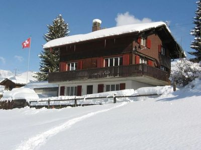 Photo for 3BR Apartment Vacation Rental in Zweisimmen