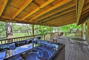 Photo for 2BR Cabin Vacation Rental in Mountain View, Arkansas