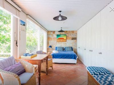 Photo for $100 per night $695 per week Self Contained Studio Overlooking Pool & Park