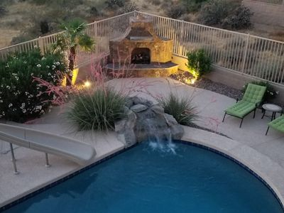 Photo for Luxury 5BD N Scottsdale/Cave Creek-Mtn/Sunset Views  Home-Pool/NEW Hot Tub