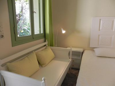 Photo for Holiday apartment Evriaki for 2 persons with 1 bedroom - Holiday apartment