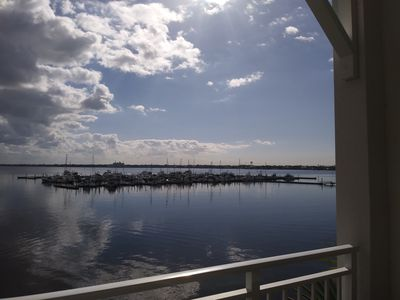 Photo for River Front Condo - walking distance to down town Stuart!