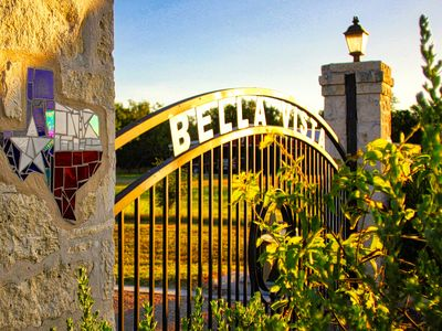 Photo for Bella Vista Guest House on Lake Travis near Marble Falls, TX