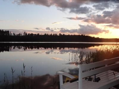 Photo for Holiday house Hultsfred for 4 - 6 persons with 2 bedrooms - Holiday house