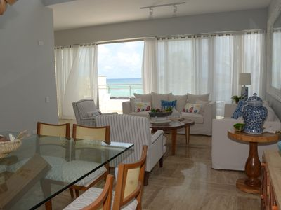 Photo for Costa Atlantica Luxury Ocean Front Penthouse A401