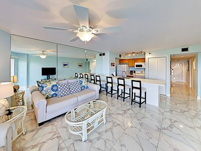 Photo for special prices as low as, $150Ocean View Suite at Ocean Pointe Newly Renovated