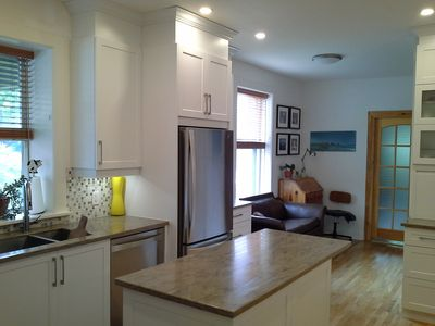 Photo for 1 bedroom charming modern apartment - downtown with parking