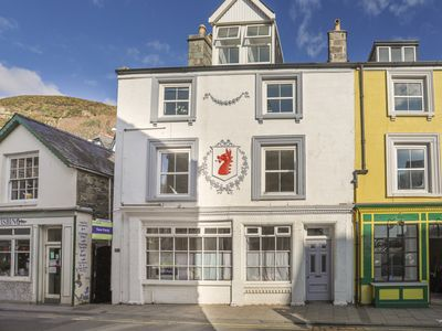 Photo for Flat 3, The Old Bank, BARMOUTH