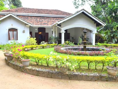 Photo for Colonial Style Bungalow closer to Kithulgala