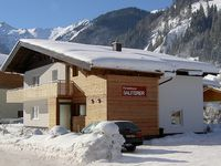 All around it was a very nice ski week and we had a lot of fun. The house Salite ...