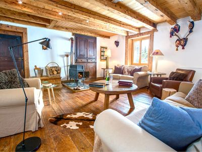 Photo for Amazing Rustic Farmhouse With Nearby Skiing, Hiking and more...