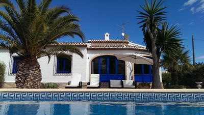 Photo for Fully Air Conditioned Villa With Heated Pool Set In Large Landscaped Gardens