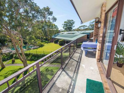 Photo for 73 'Bay Parklands', 2 Gowrie Avenue  -  solar heated pool, spa, tennis court & views