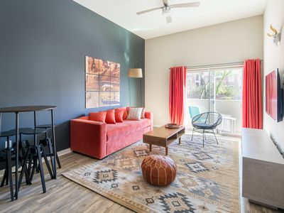 Photo for WanderJaunt   Silica   1BR   North Scottsdale