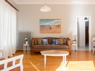 Photo for Glyfada Central 3bed apt by JJ Hospitality