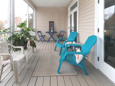 Photo for Less than One Block to the Beach, Dog Friendly property on St. Simons Island!