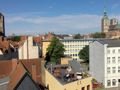 Photo for Lodging 4 with French. Balcony / house roof terrace - Gohr apartments