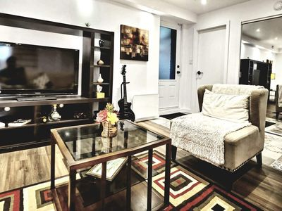 Photo for Charming apartment, with private parking