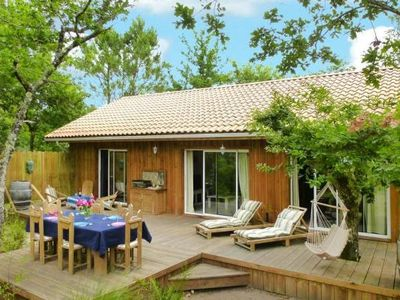 Photo for holiday home, Naujac-sur-Mer  in Gironde - 6 persons, 1 bedroom
