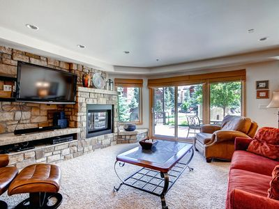 Photo for Condo in the heart of Lionshead Village – shared hot tubs and pool