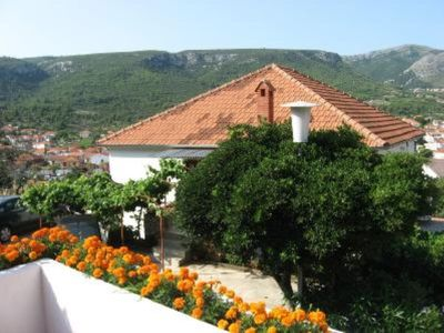 Photo for Apartment for 4 persons in Jelsa on the island Hvar