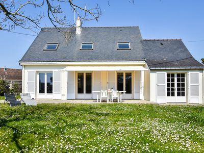 Photo for Serene Holiday Home in Pénestin with Garden